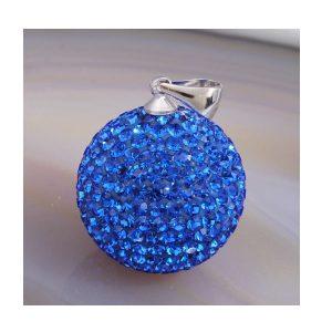 Bola de cristal brillant