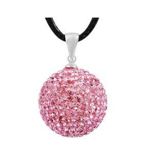 Bola de cristal rose