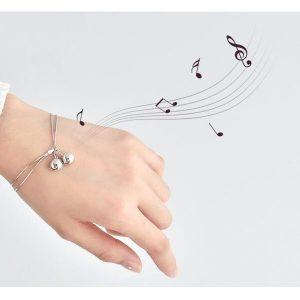 Bracelet aide grossesse à son mélodieux