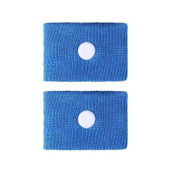 Bracelet anti nausée femme enceinte bleu
